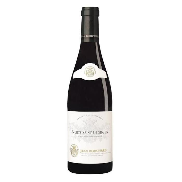 Jean Bouchard 2015 Nuits-Saint-Georges - Vin rouge de Bourgogne