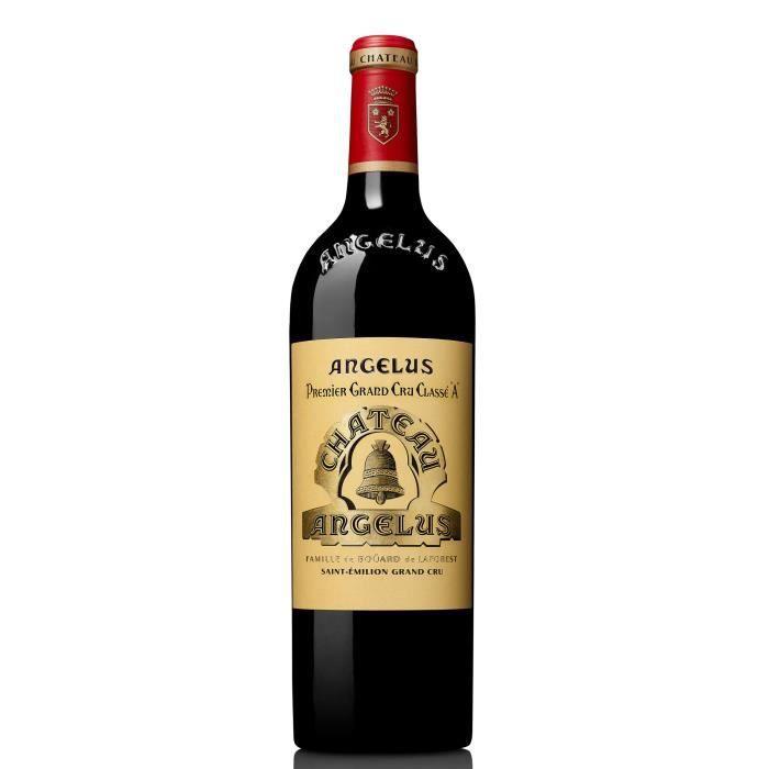 Château Angelus 2016 Saint-Emilion Grand Cru - Vin rouge de Bordeaux