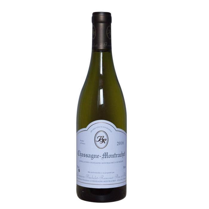 Bachelet-Ramonet 2016 Chassagne-Montrachet - Vin blanc de Bourgogne