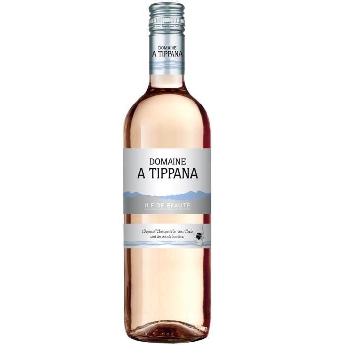 Domaine A Tippana - IGP Vin de Pays Iles de Beauté - Vin rosé