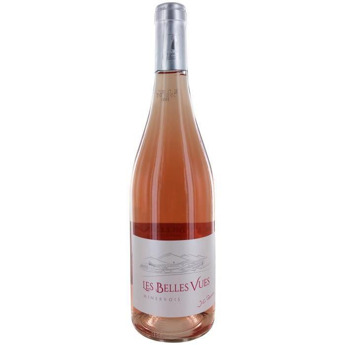 Domaine Piccchinini 2016 Minervois - Vin rosé du Languedoc Roussillon