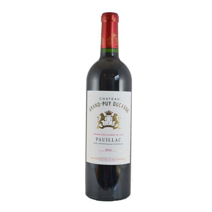 Château Grand-Puy Ducasse 2016 Pauillac - Vin rouge de Bordeaux