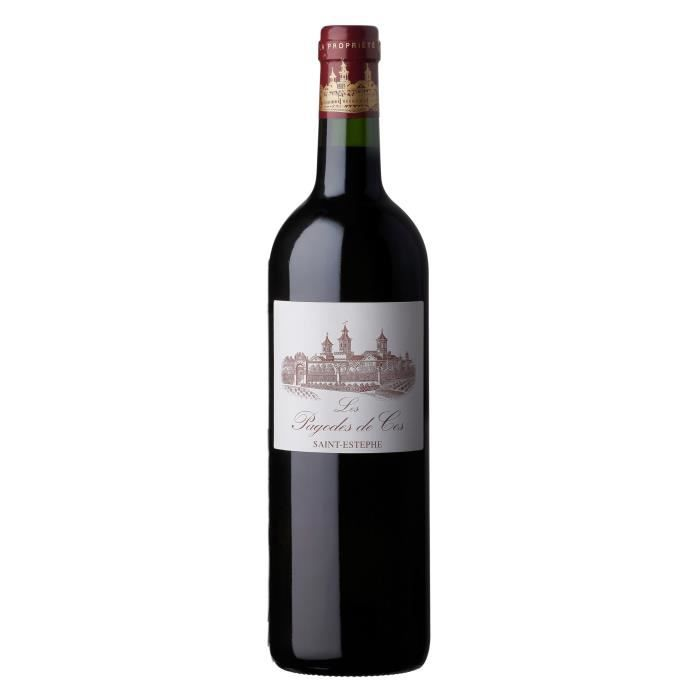 Les Pagodes de Cos d'Estournel 2016 Saint-Estèphe - Vin rouge de Bordeaux