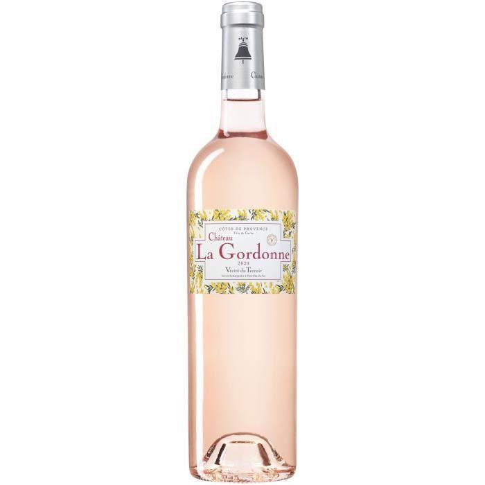 Château de La Gordonne 2020 Provence - Vin rosé de Provence