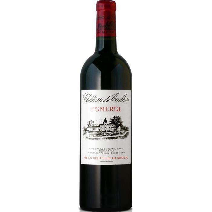 Château Du Tailhas 2017 Pomerol - Vin rouge de Bordeaux