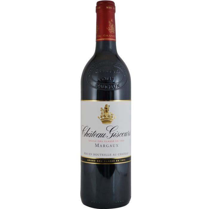 Château Giscours 2017 Margaux - Vin rouge de Bordeaux
