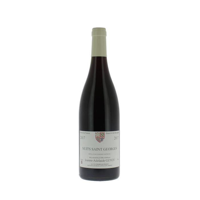 Domaine Guyot 2017 Nuits-Saint-Georges - Vin rouge de Bourgogne