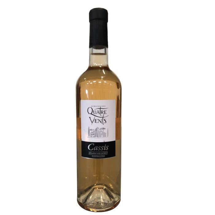 Domaine des 4 Vents 2018 Cassis - Vin rosé