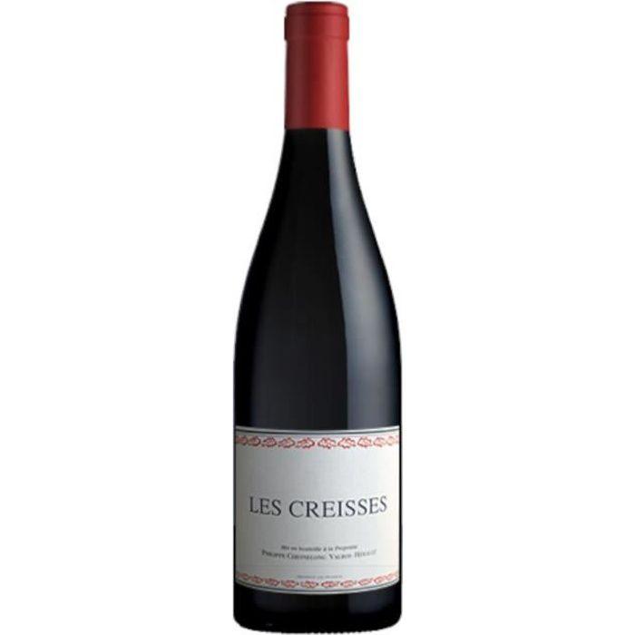 Domaine Les Creisses 2018 IGP Pays D'oc - Vin Rouge du Languedoc-Roussillon
