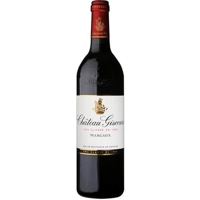 Château Giscours 2018 Margaux - Vin rouge de Bordeaux
