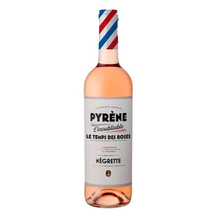 Pyrene Negrette 2018 IGP Comté Tolosan - Vin Rosé du Sud-Ouest