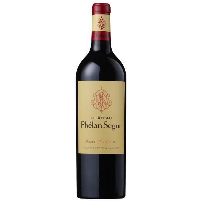 Château Phelan Segur 2018 Saint Estèphe - Vin rouge de Bordeaux
