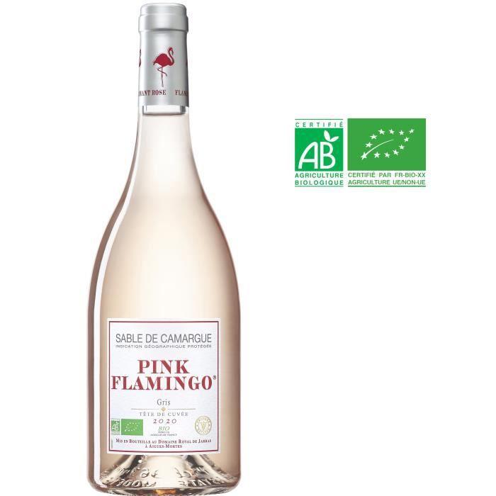 Pink Flamingo IGP Sable de Camargue - Vin rosé du Languedoc-Roussillon