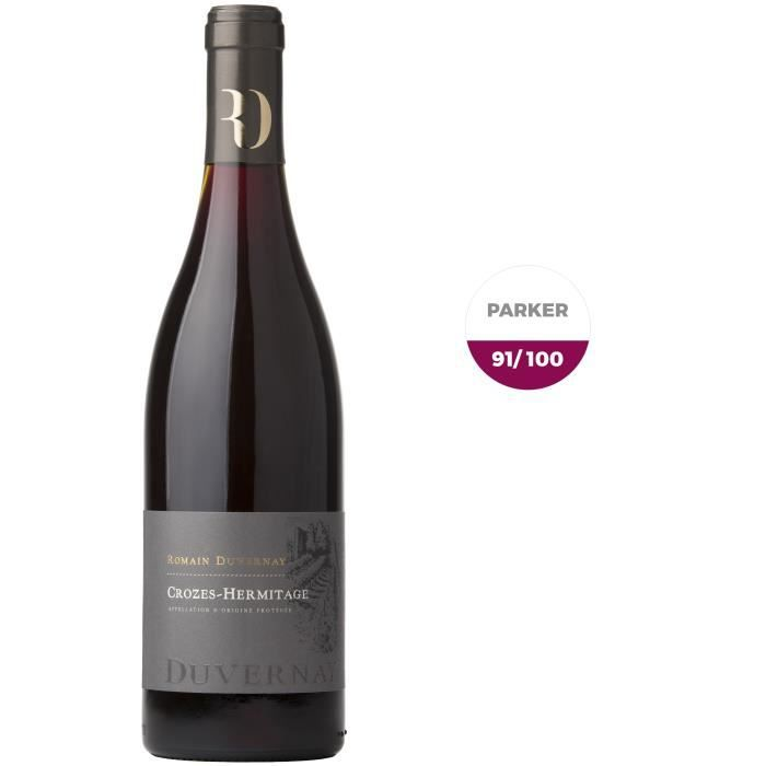 Romain Duvernay 2018 Crozes-Hermitage - Vin rouge de la Vallée du Rhône