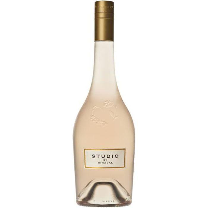 Studio by Miraval IGP Méditerranée - Vin rosé