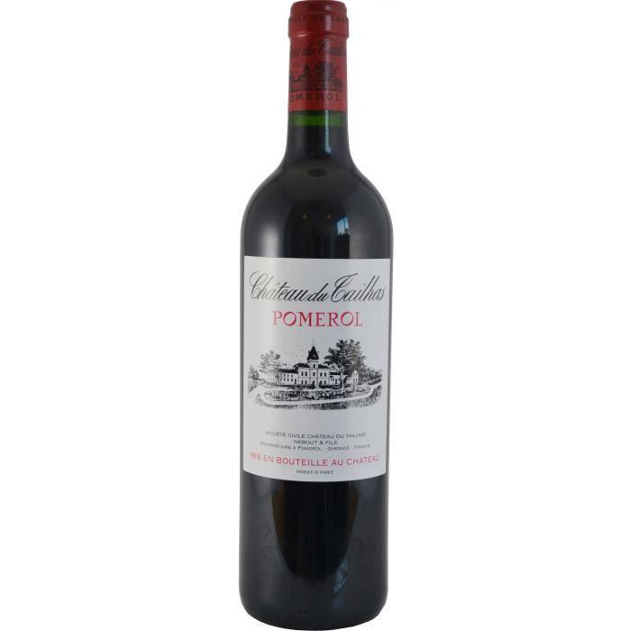 Château Du Tailhas 2018 Pomerol - Vin rouge de Bordeaux