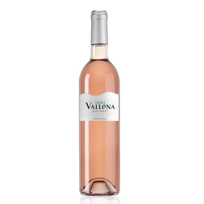 Terra Vallona Comte Tolosan - Vin Rosé du Sud-Ouest