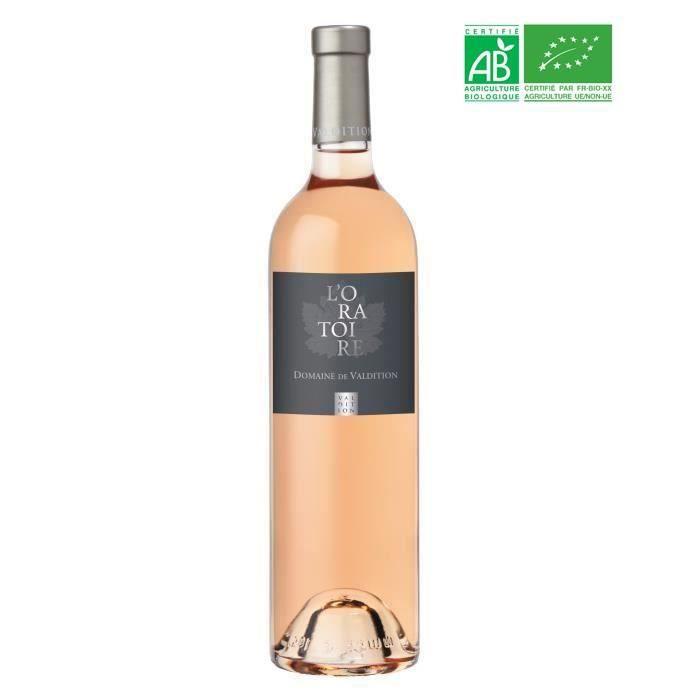 Domaine de Valdition 2018 IGP Les Alpilles - Vin rosé de Provence