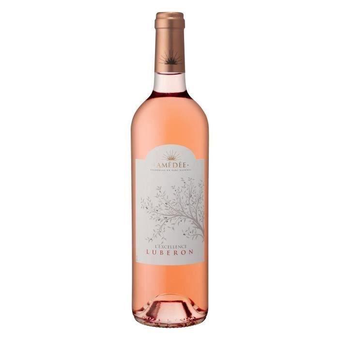 L'Excellence 2019 Lubéron - Vin rosé de Vallée du Rhône