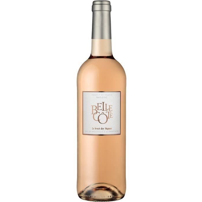 Bellecôte Le Bruit des Vagues 2019 Pays d'Oc - Vin rosé de Languedoc