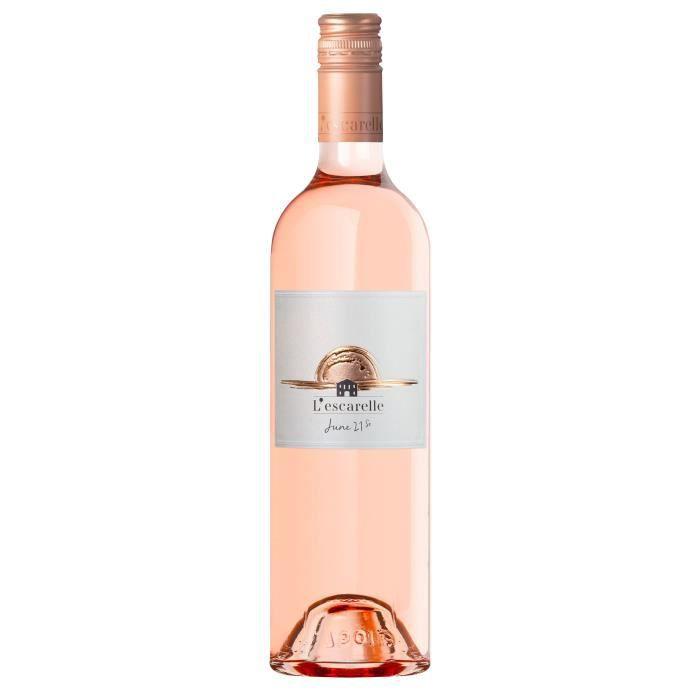 June 21th 2019 IGP Méditérannée - Vin rosé