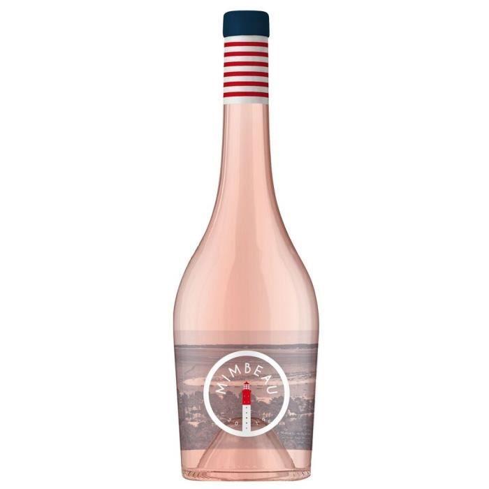 Mimbeau 2019 IGP Atlantique - Vin rosé de Bordeaux