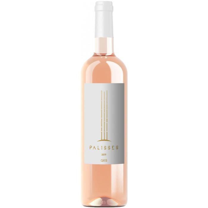 Palisses 2019 Pays d'Oc - Vin rosé du Languedoc-Roussillon