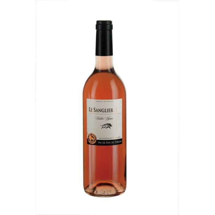 Le Sanglier 2019 Vallée du Torgan - Vin rosé de Languedoc