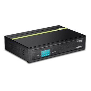 TRENDNET Switch PoE 10/100 Mb/s ? 5 ports - TPE-S50 (v1.0R)