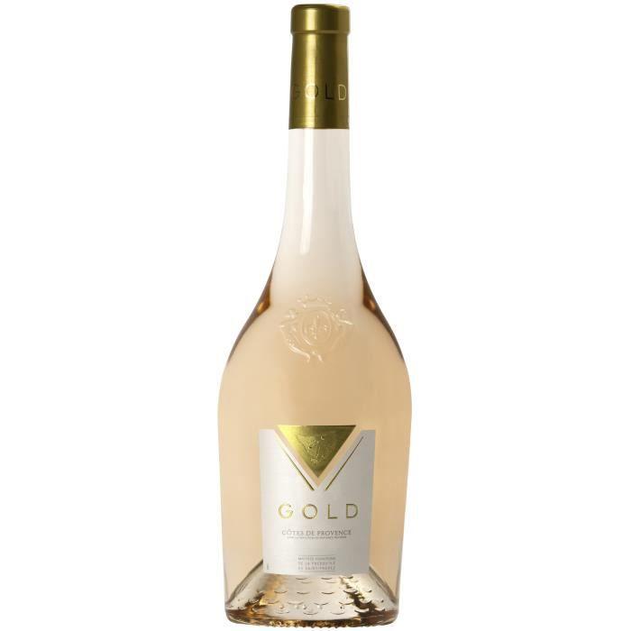 Gold 2018 Côtes de Provence - Vin rosé de Provence