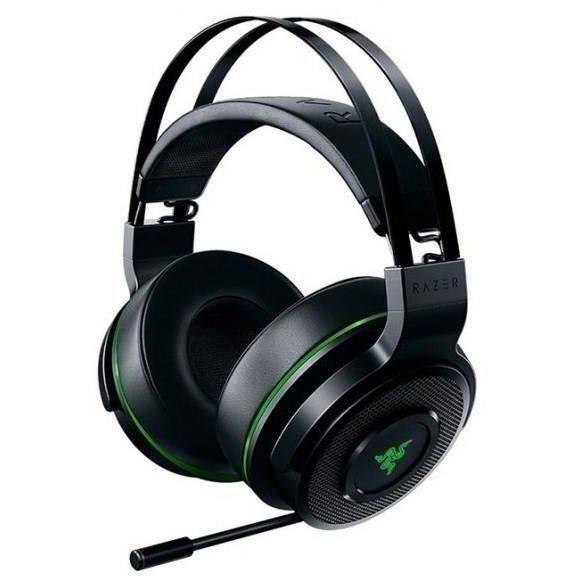 Casque Thresher Razer pour Xbox One Noir et vert