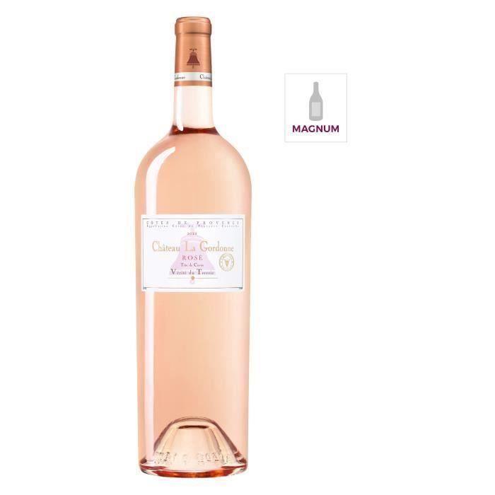 Magnum Château La Gordonne Côtes de Provence - Vin rosé de Provence