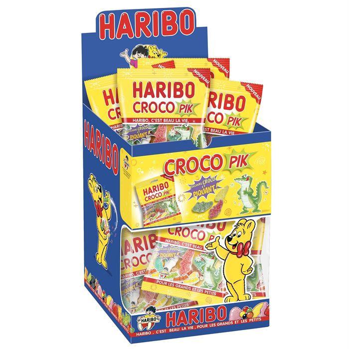 HARIBO Croco Pik 30 Mini Sachets