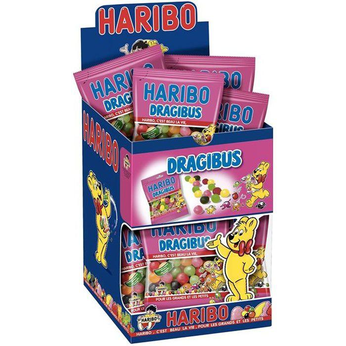 HARIBO Dragibus 30 Mini Sachets