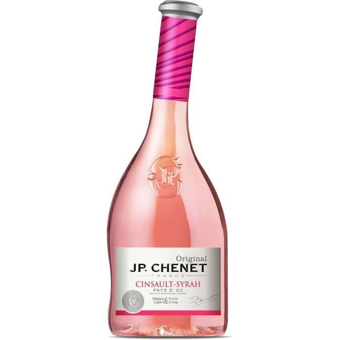 JP Chenet IGP Pays d'Oc - Vin rosé du Languedoc-Roussillon