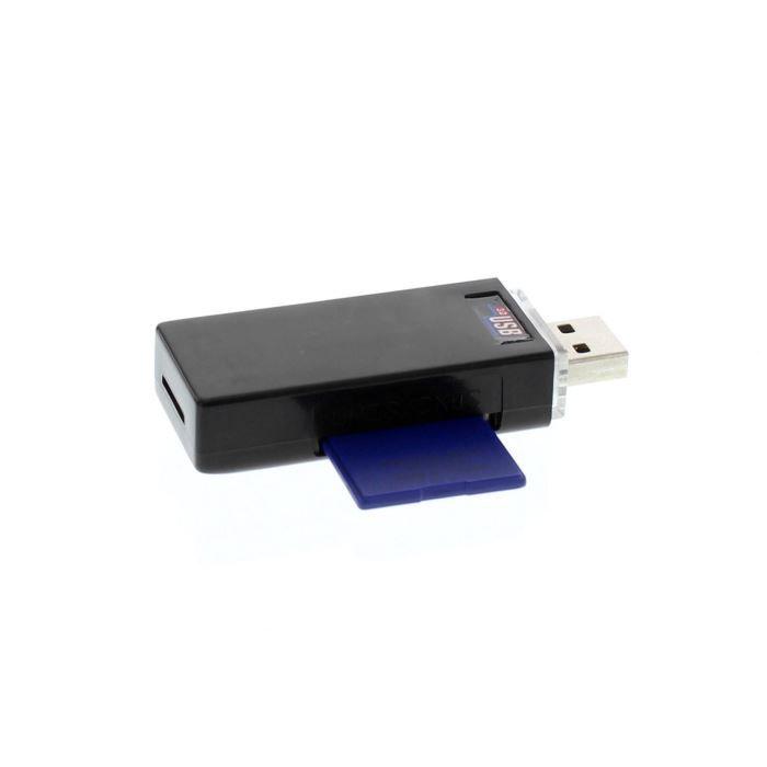 T'nB Lecteur de cartes mémoire USB 3.0