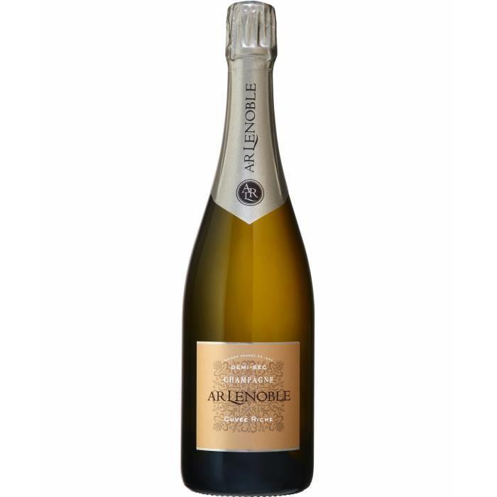 Champagne A.R. Lenoble Cuvée Riche Demi-sec - 75 cl