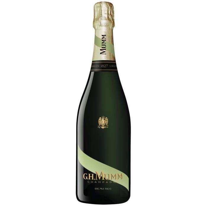 Champagne Mumm Demi-sec