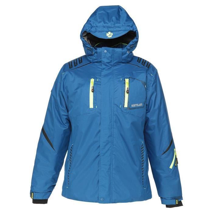NORTHLAND Blouson de ski Tendance Homme - Bleu
