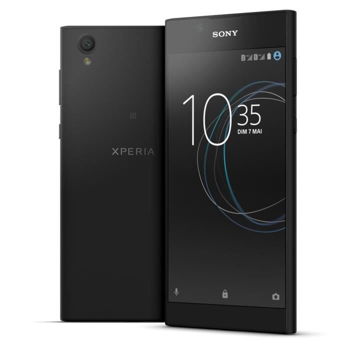 SONY Xperia L1 Double SIM - Noir