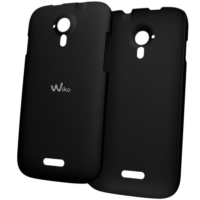 WIKO Coque ultra slim cink five - Noir