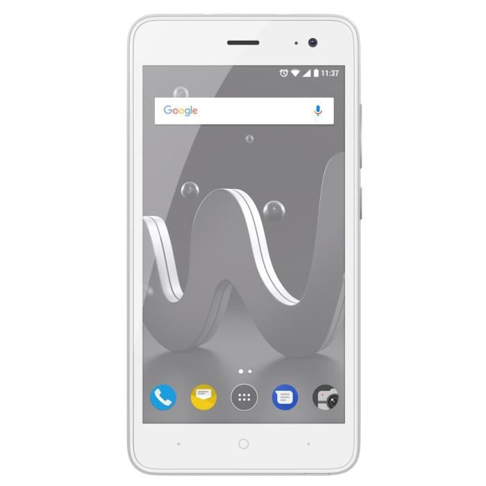 Wiko Jerry 2 Silver