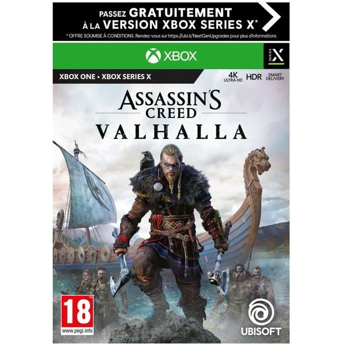 Assassin's Creed Valhalla Xbox