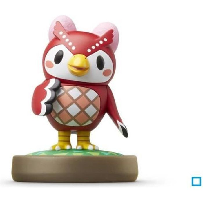 Figurine Amiibo Celeste Collection Animal Crossing