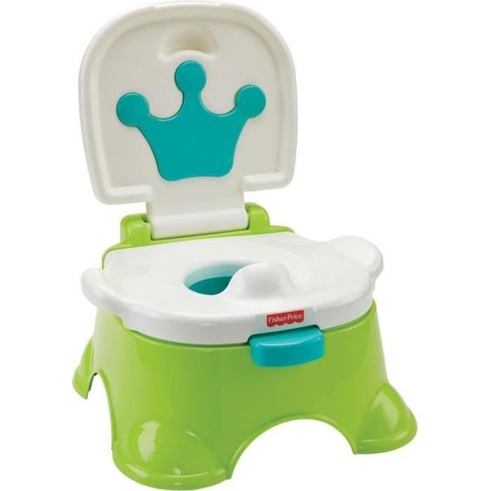 FISHER-PRICE Pot Royal Estrade - 6 mois et +