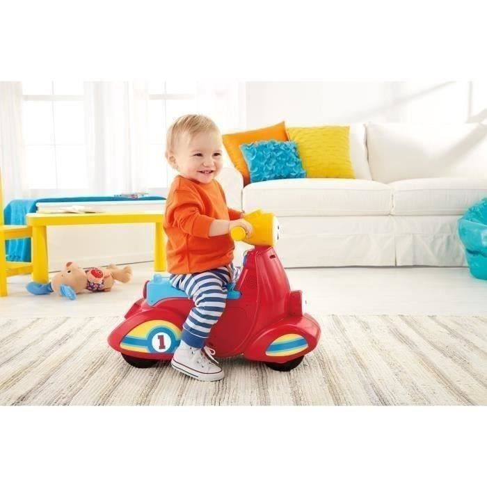 FISHER-PRICE Scooter Eveil Progressif
