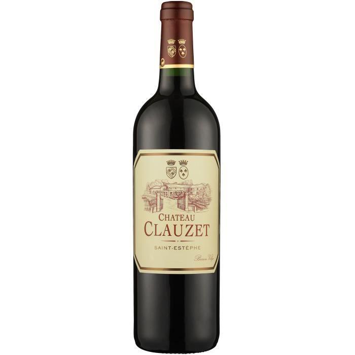 Château Clauzet 2007 Saint-Estèphe - Vin rouge de Bordeaux