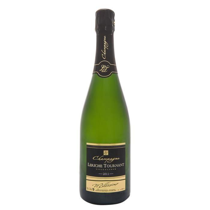Champagne Leriche Tournant Millésimé 2011 Brut - 75 cl