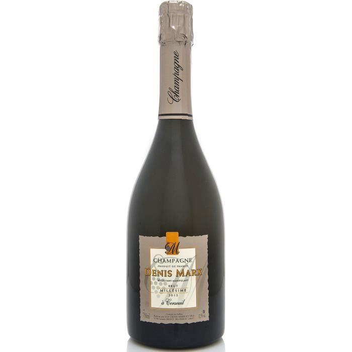 Champagne Denis Marx Millésimé 2012 Brut - 75 cl