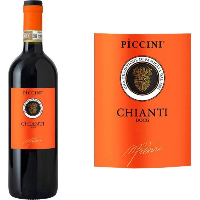Piccini Chianti - Vin rouge d'Italie